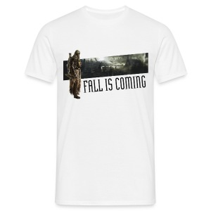 Fall is coming 2 - T-shirt Homme