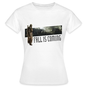 Fall is coming 2 - T-shirt Femme