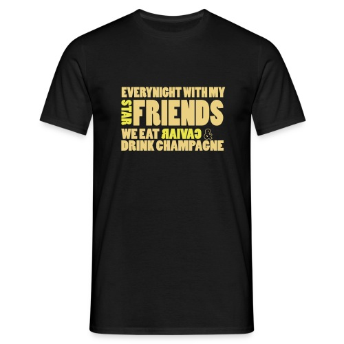 star_friends - T-shirt Homme