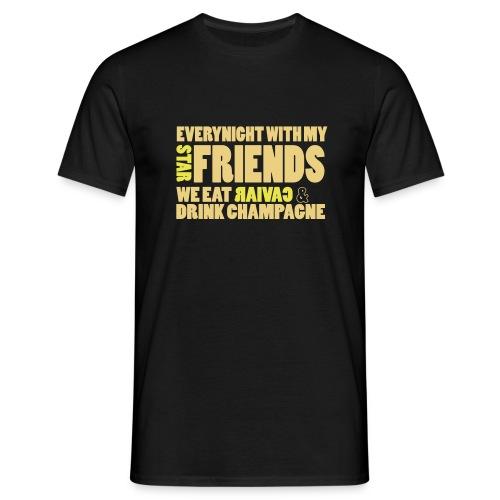 star_friends - T-shirt Homme