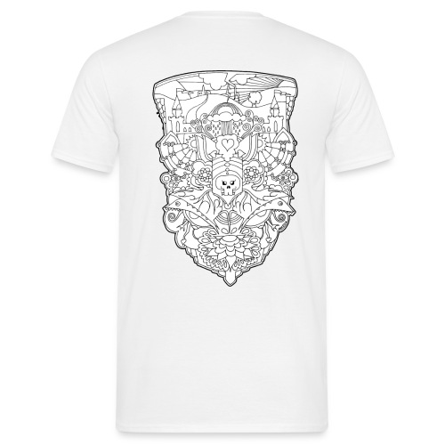 Dark Ages - Mannen T-shirt