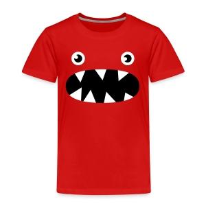 Phillip det lilla monstret - Premium-T-shirt barn