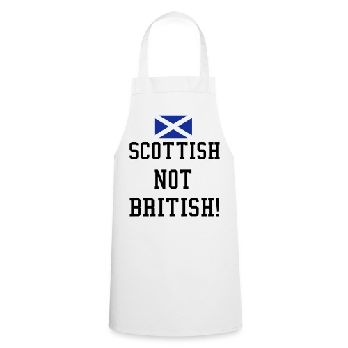 Scottish Apron - Cooking Apron
