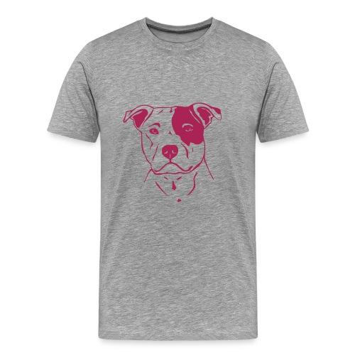 dog shirt - Maglietta Premium da uomo
