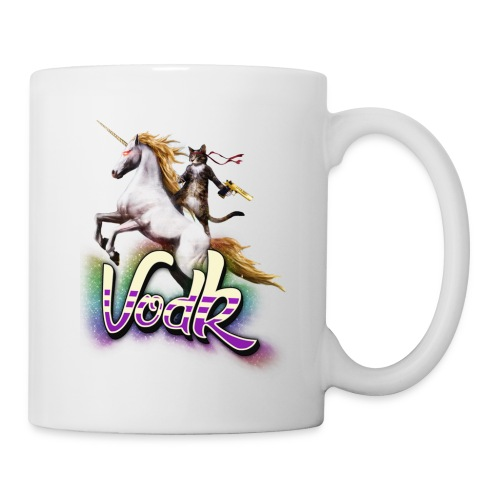 VodK + licorne spreadshirt.png - Tasse