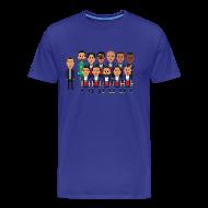 T-Shirts ~ Men's Premium T-Shirt ~ Men T-Shirt - PAR2014