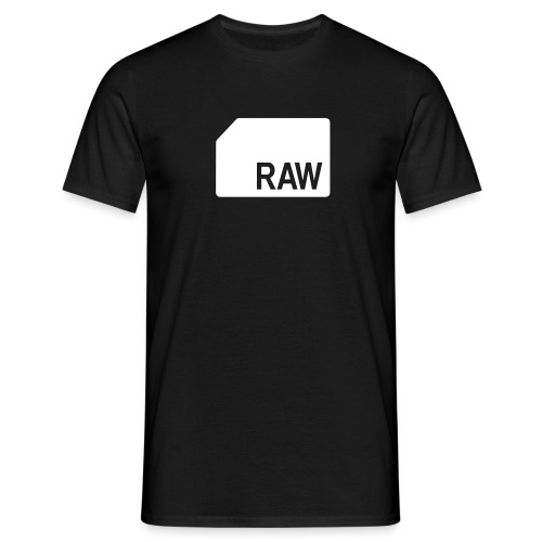 RAW - Men's T-Shirt