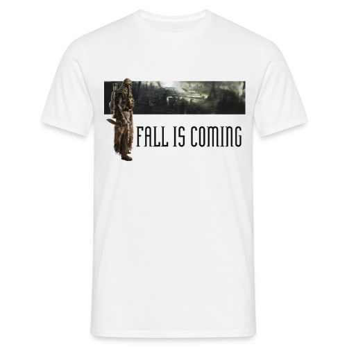 Fall is coming 3 - T-shirt Homme