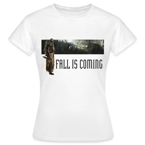 Fall is coming 3 - T-shirt Femme