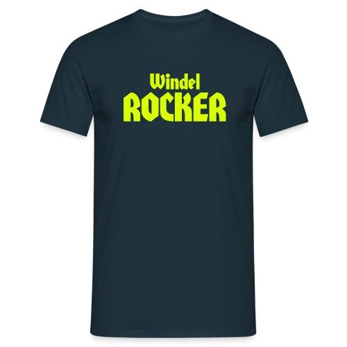 Windelrocker - Männer T-Shirt