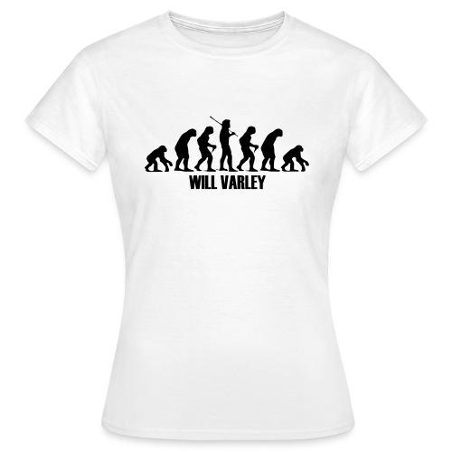 As The Crow Flies Artwork - Women's T-Shirt