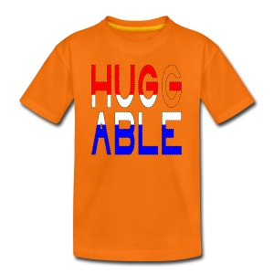 HUG-Able - Teenage Premium T-Shirt