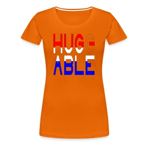 HUG-Able - Women's Premium T-Shirt