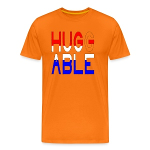 HUG-Able - Men's Premium T-Shirt