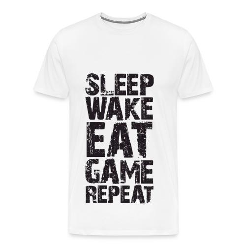 Dayli Gamer Plan - Men's Premium T-Shirt