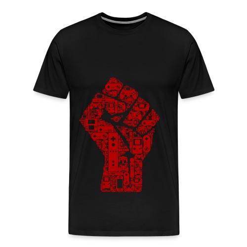 Gamer Revolution - Men's Premium T-Shirt