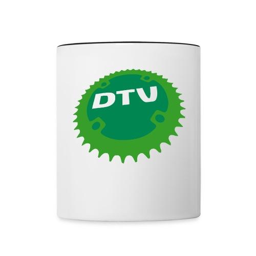 DTV Mug - Contrasting Mug