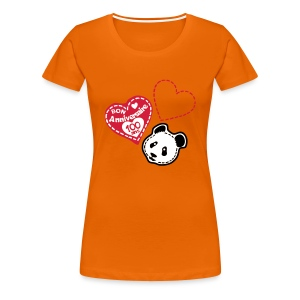 100 Ans panda - T-shirt Premium Femme