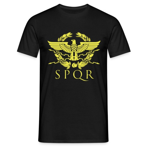 SPQR t-shirt - Men's T-Shirt