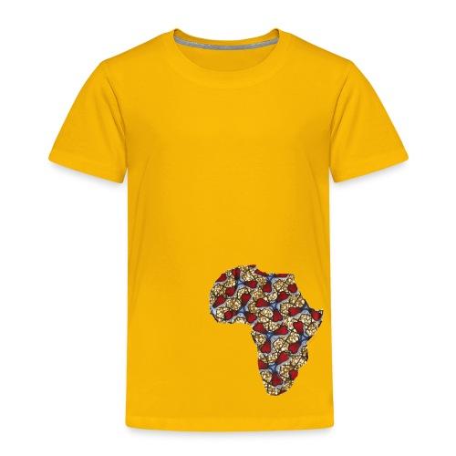 T-Shirt enfant wax d'Afrique - T-shirt Premium Enfant