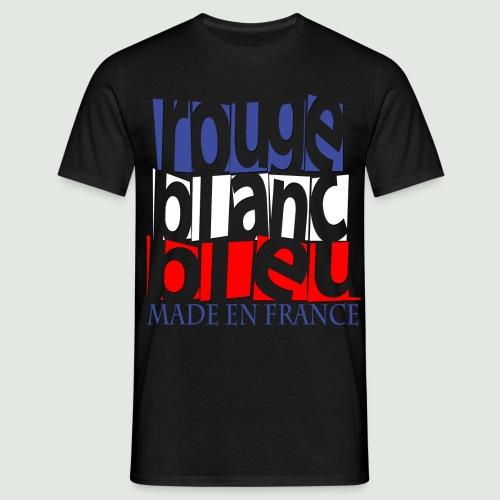 Made en France - T-shirt Homme