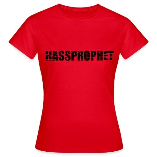 Hassprophet Women - Women's T-Shirt