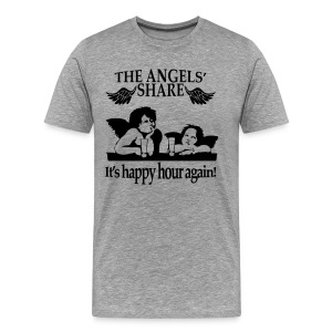 The Angels'share-Hom-Flex - T-shirt Premium Homme
