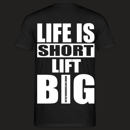 Men's T-Shirt - weightlifting,strongwomen,strongmen,strongman,strong,steroids,squat,powerlifting,powerlifters,muscle,lifting,lift,gymwear,gym,getbig,gainz,gains,deadlift,crossfit,bodybuilding,bodybuilders,benchpress,beard