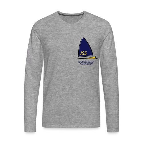 Team Hoodie - Männer Premium Langarmshirt