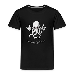 Growl of Cthulhu femme - T-shirt Premium Enfant