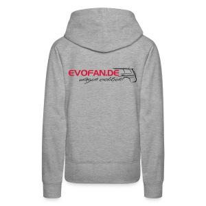 EvoFan.de Wagon Edition for Ladys - Frauen Premium Hoodie