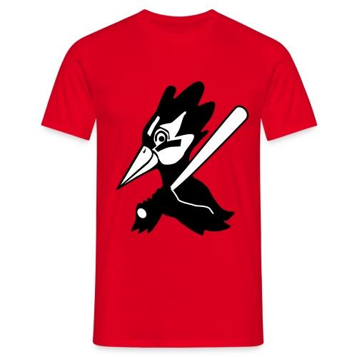 T-Shirt mit großem Roadie - Männer T-Shirt