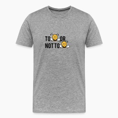 To Be Or Not To Be Bees T-Shirts