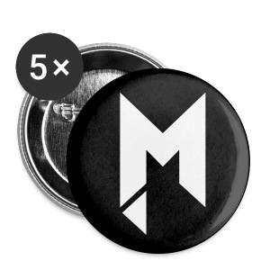 Buttons middel 32 mm