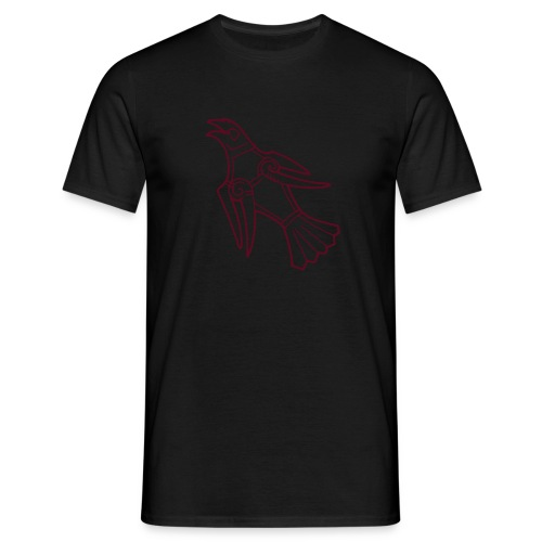 Männer T-Shirt - wikingershirts.de,Wikinger,Vikings,Thor,Shieldwall,Schildwall,Ragnar Lodbrok,Odin