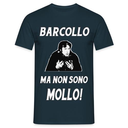 BARCOLLO classica vari colori - Maglietta da uomo