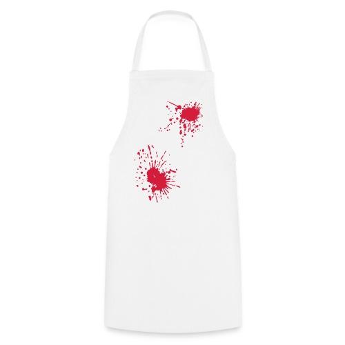 Kochschürze Blutspritzer - Kochschürze