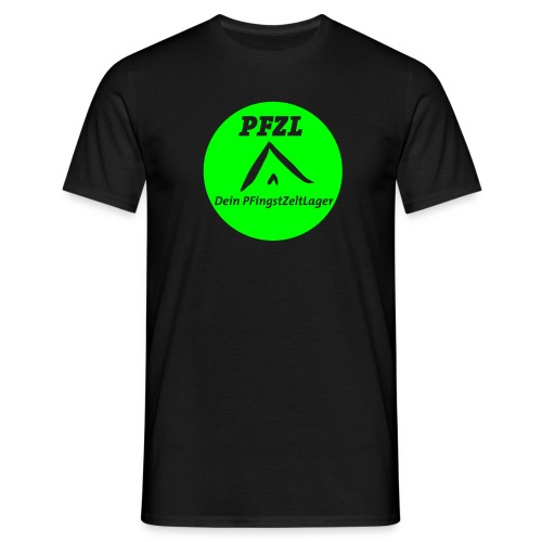 PFZL goes Green - Männer T-Shirt