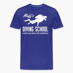 Muff's Diving School T-Shirts