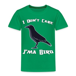 I Don't Care - Kids' Premium T-Shirt