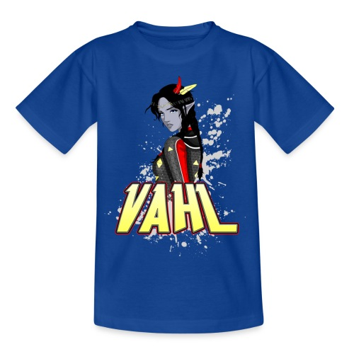 Vahl - Cel Shaded - Kids' T-Shirt