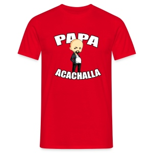 Papa Acachalla - Men's T-Shirt
