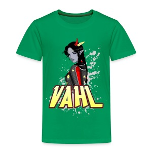 Vahl - Cel Shaded - Kids' Premium T-Shirt