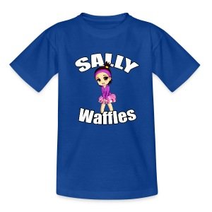 Sally Waffles - Kids' T-Shirt