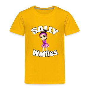 Sally Waffles - Kids' Premium T-Shirt