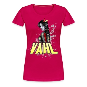 Vahl - Soft Shaded - Women's Premium T-Shirt