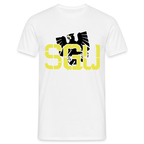 SGU 2014 Weiß - Männer T-Shirt