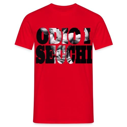 OIS Maglietta Rossa - Maglietta da uomo