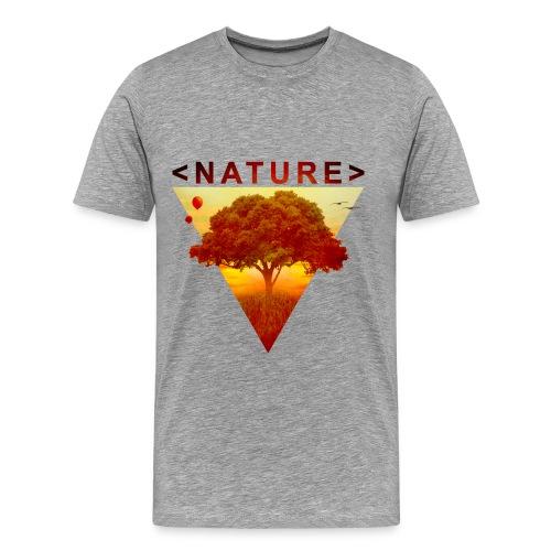 Nature-Shirt - Männer Premium T-Shirt