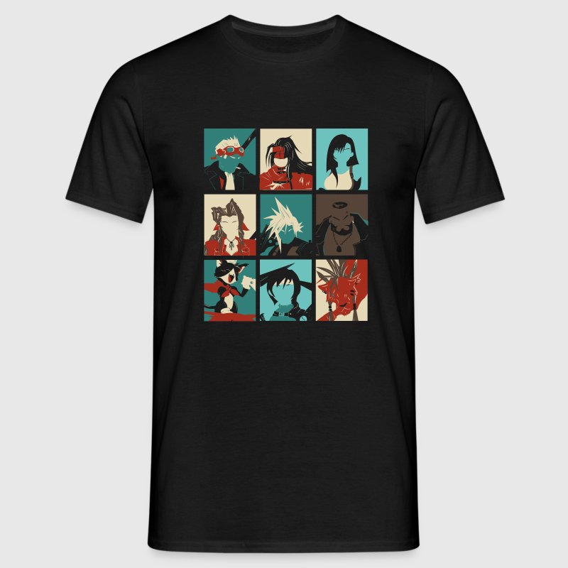 Final Pop T-Shirts - Männer T-Shirt